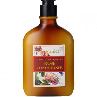 Кондиционер для всех типов волос Роза Ausganica 250мл: фото